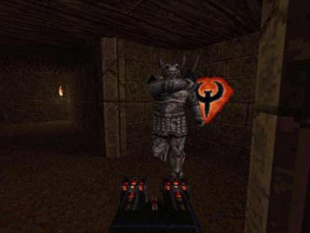 скриншот QUAKE Mission Pack 2: Dissolution of Eternity 2