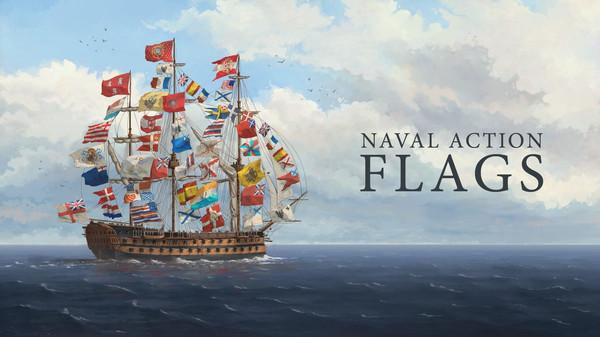 Скриншот №1 к Naval Action - Flags