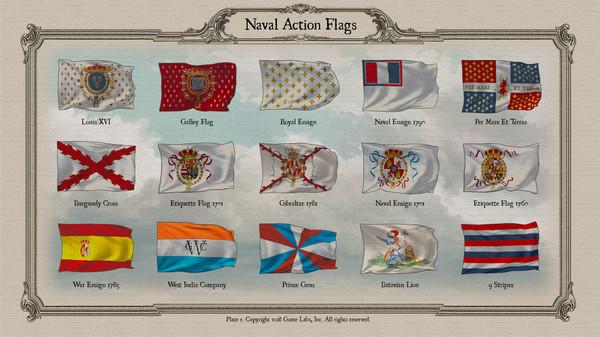 Скриншот №3 к Naval Action - Flags