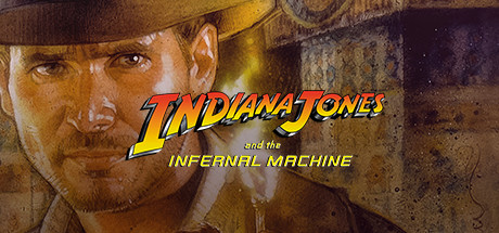 Indiana Jones® and the Infernal Machine™ Cover Image