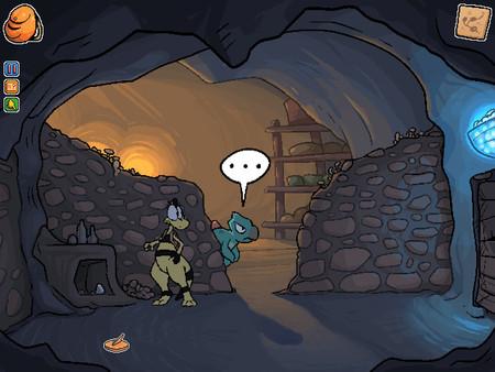 Screenshot of Zniw Adventure