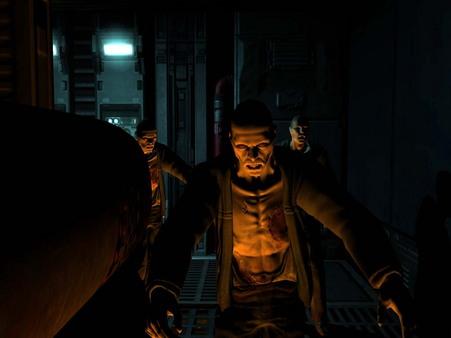 скриншот DOOM 3 2