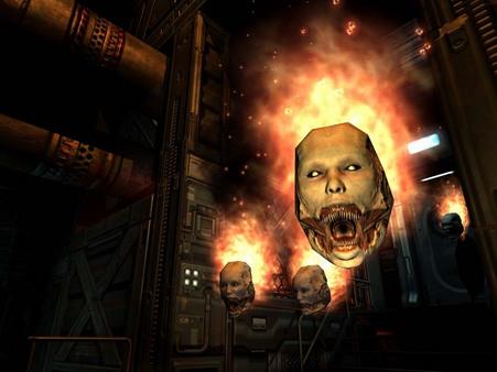 скриншот DOOM 3 3