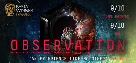 Observation Cover Image