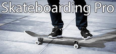 Skateboarding pro Cover Image