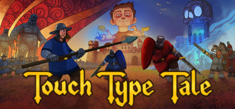 Touch Type Tale - Strategic Typing Cover Image