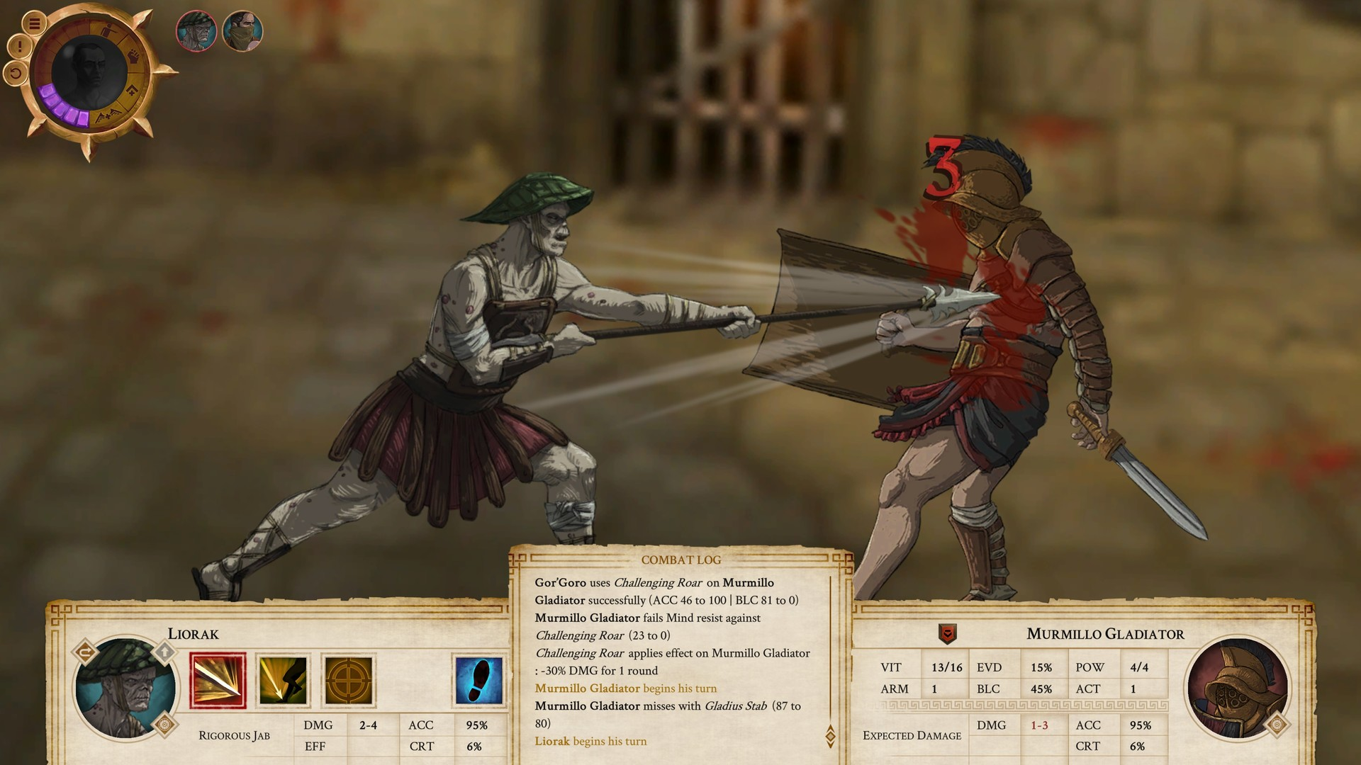 Vagrus - The Riven Realms screenshot 2