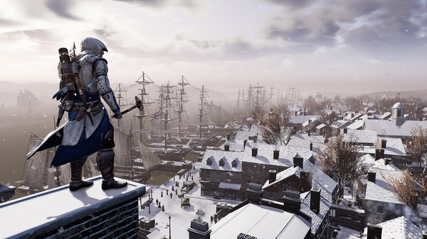 Скриншот №10 к Assassins Creed® III Remastered