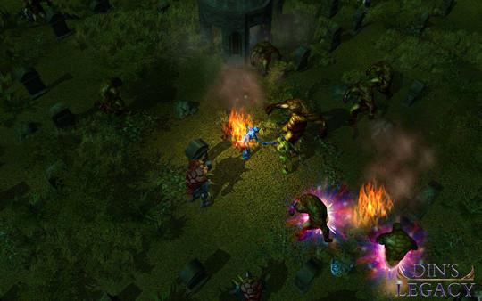 Din's Legacy screenshot