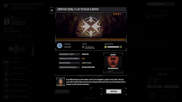 Скриншот №9 к BATTLETECH Flashpoint