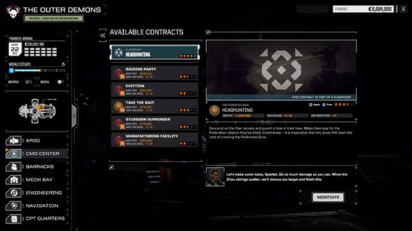 Скриншот №11 к BATTLETECH Flashpoint