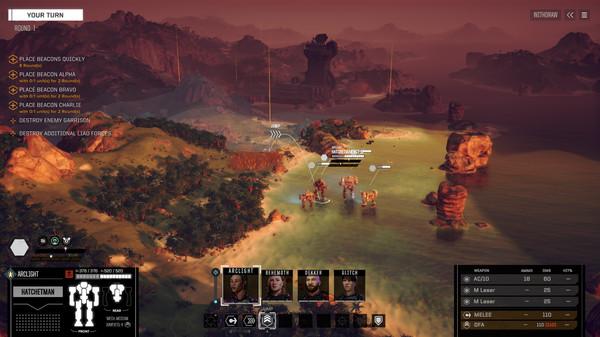 Скриншот №10 к BATTLETECH Flashpoint