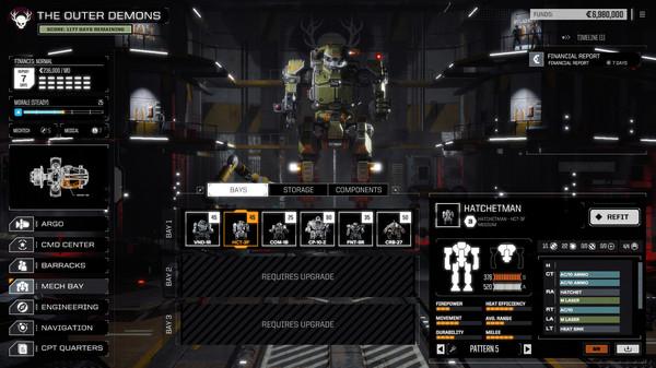 Скриншот №14 к BATTLETECH Flashpoint