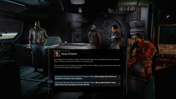 Скриншот №12 к BATTLETECH Flashpoint