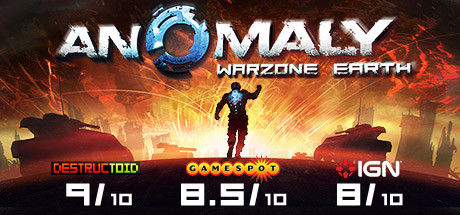 Anomaly: Warzone Earth Cover Image
