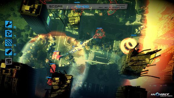 скриншот Anomaly: Warzone Earth 5