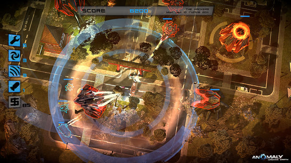 скриншот Anomaly: Warzone Earth 2