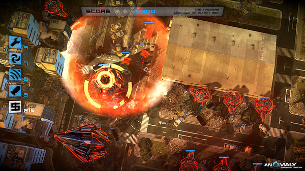 скриншот Anomaly: Warzone Earth 4