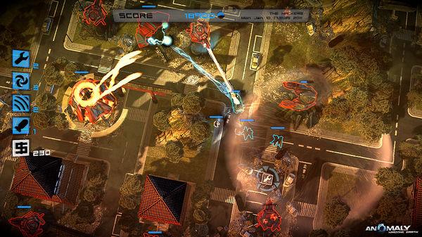 скриншот Anomaly: Warzone Earth 1