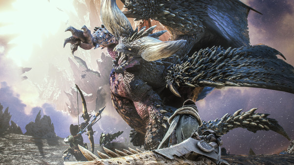 Скриншот №1 к Monster Hunter World Original Soundtrack