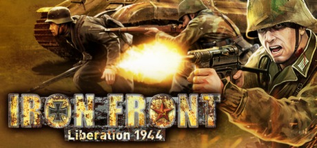 Iron Front: Digital War Edition Cover Image