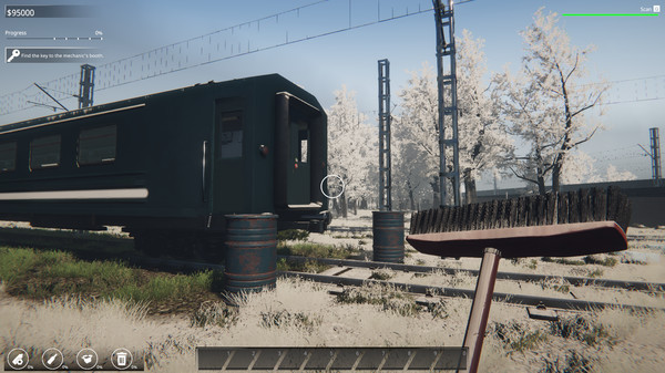 Скриншот №23 к Train Station Renovation
