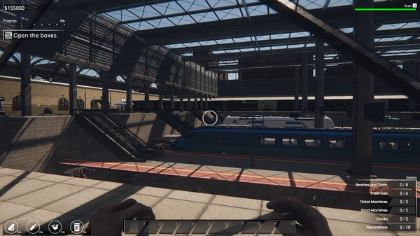 Скриншот №24 к Train Station Renovation