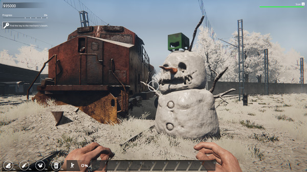 Скриншот №22 к Train Station Renovation