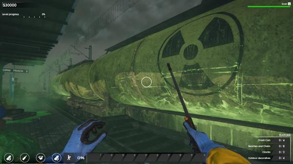 Скриншот №6 к Train Station Renovation