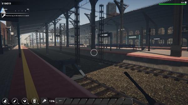 Скриншот №18 к Train Station Renovation