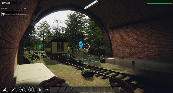 Скриншот №27 к Train Station Renovation