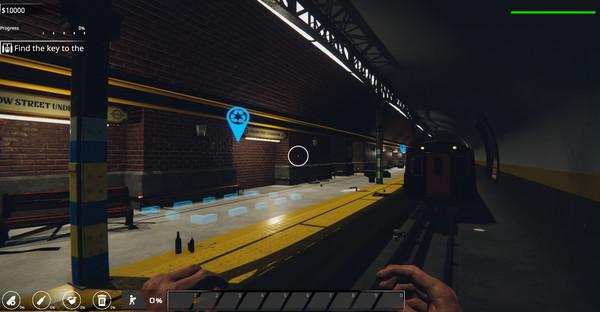 Скриншот №36 к Train Station Renovation