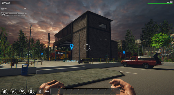 Скриншот №31 к Train Station Renovation