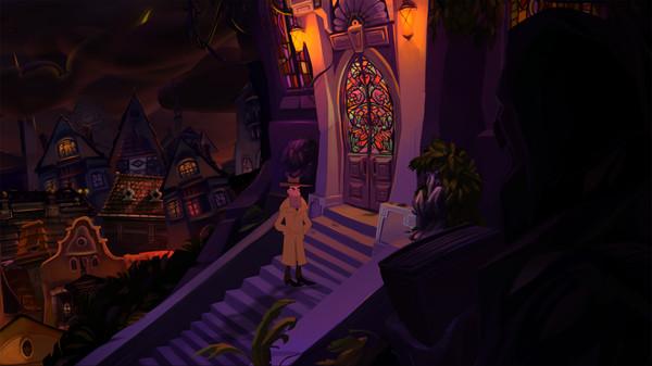 Скриншот №3 к Gibbous -  A Cthulhu Adventure