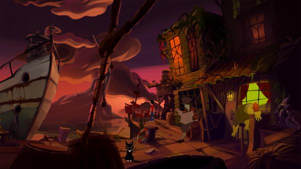 Скриншот №7 к Gibbous -  A Cthulhu Adventure