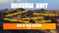 Shadow Unit - GOD OF WAR EDITION (DLC)