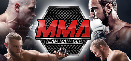MMA Team Manager Cover Image