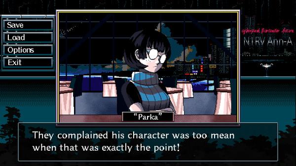 N1RV Ann-A: Cyberpunk Bartender Action screenshot