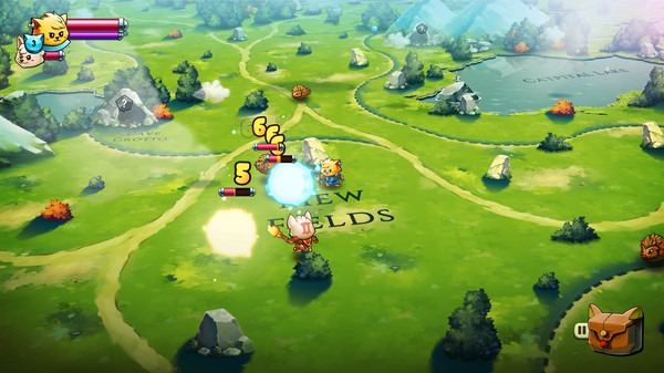 Скриншот №3 к Cat Quest II