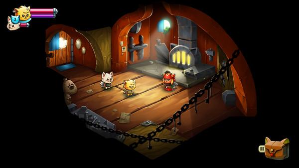 Скриншот №4 к Cat Quest II