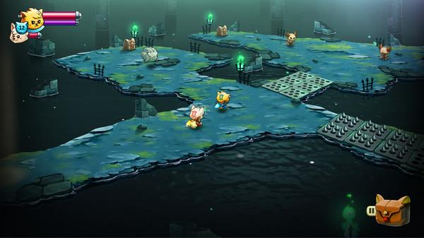 Скриншот №7 к Cat Quest II