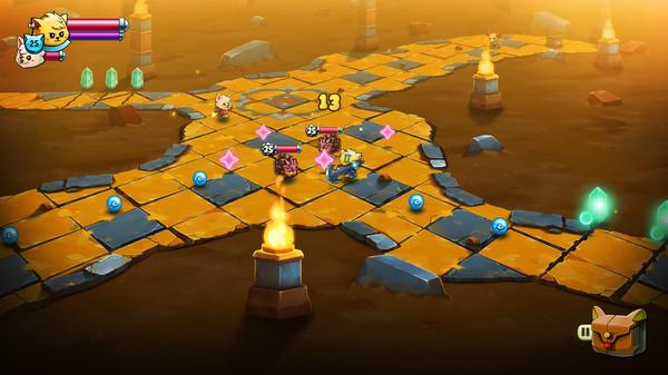 Скриншот №10 к Cat Quest II