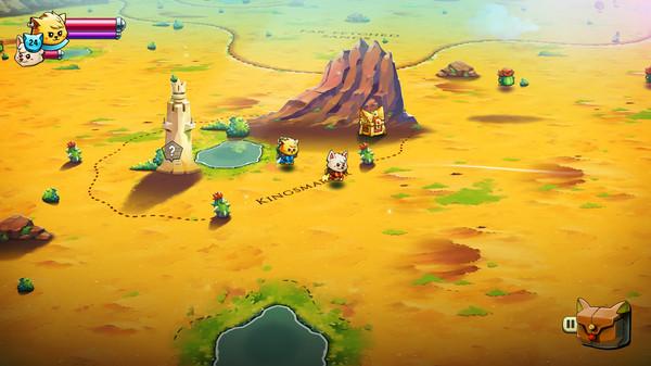 Скриншот №5 к Cat Quest II
