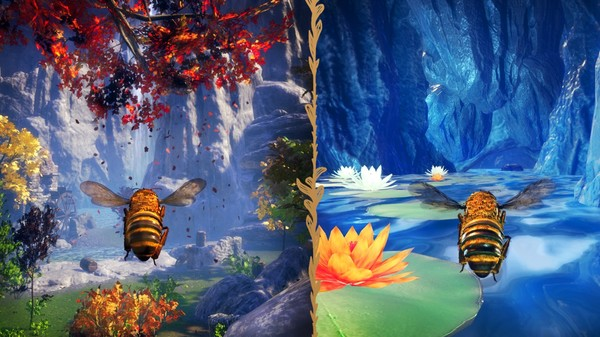 Скриншот №2 к Bee Simulator