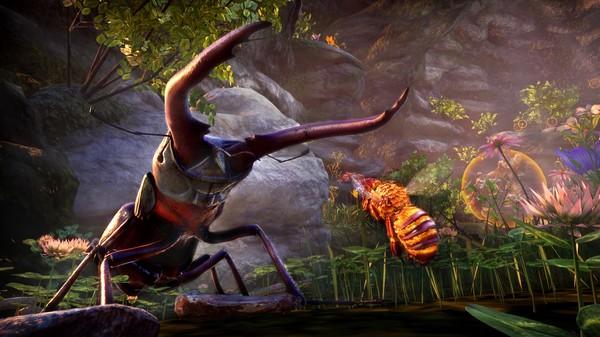Скриншот №3 к Bee Simulator
