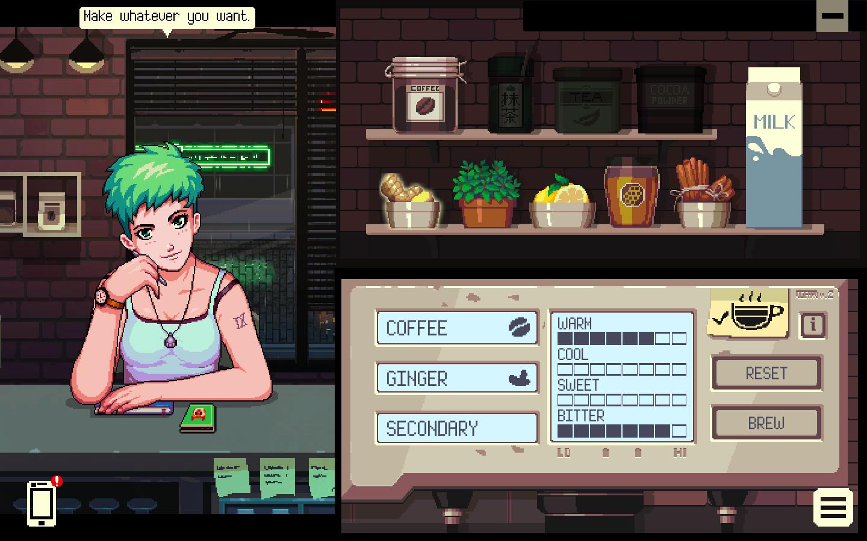 Coffee Talk on Steam