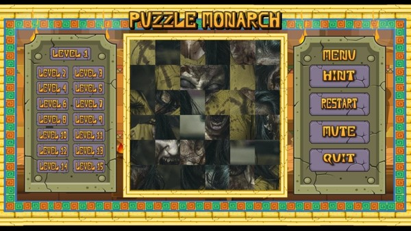 Puzzle Monarch: Zombie screenshot