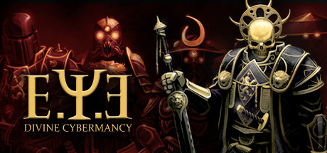 E.Y.E: Divine Cybermancy Cover Image