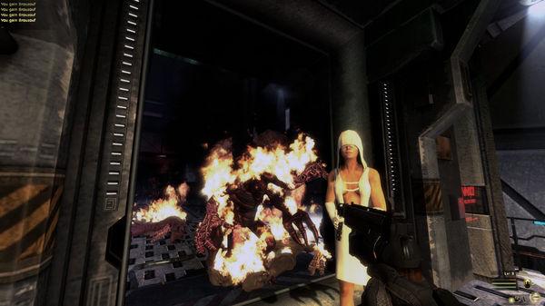 Скриншот №10 к E.Y.E Divine Cybermancy