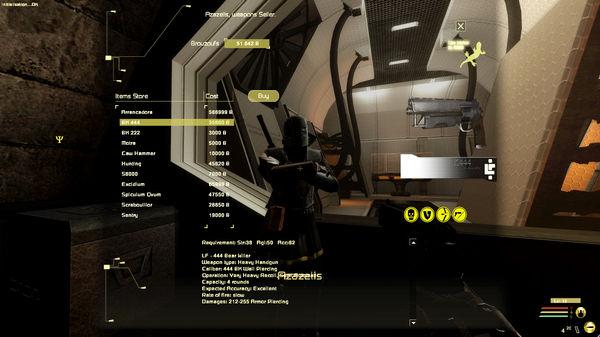 Скриншот №16 к E.Y.E Divine Cybermancy